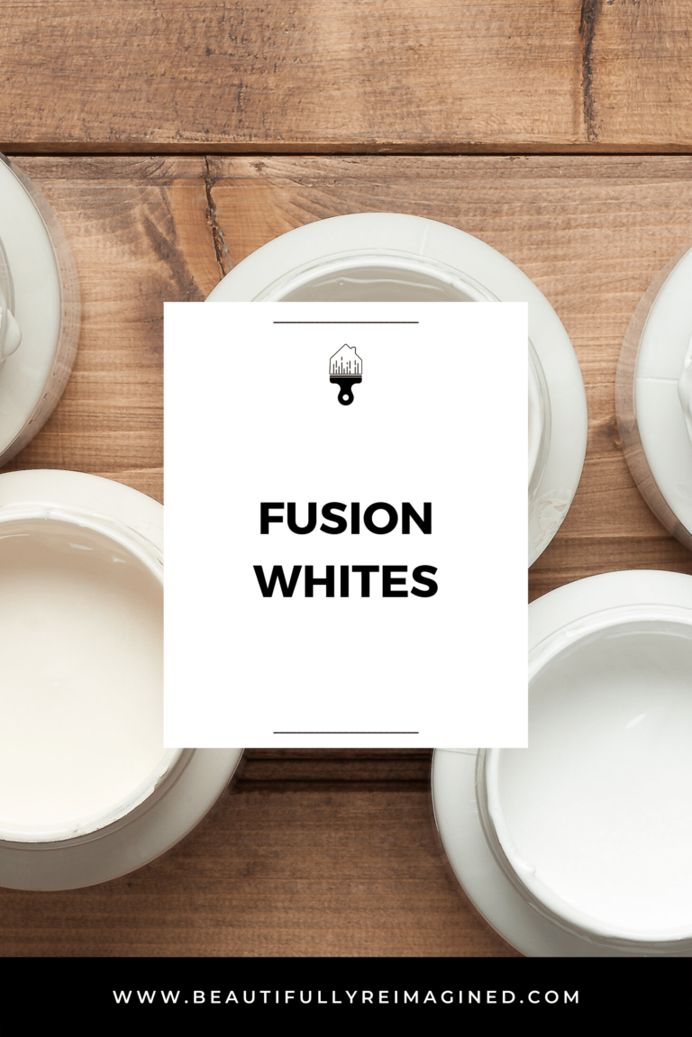 Fusion WHITES