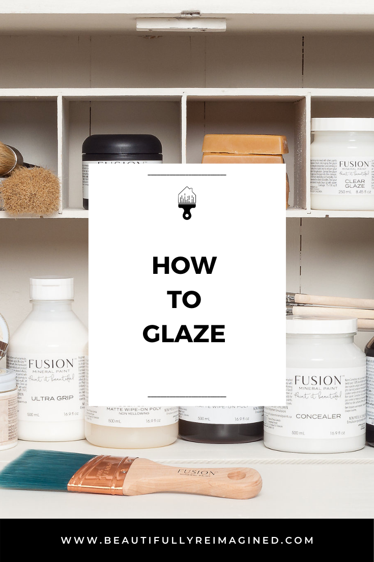 How to Glaze